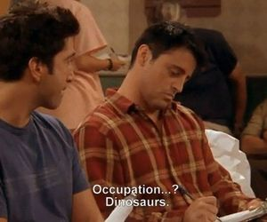 frase, Joey, and ross image