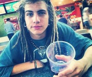 boy and dreads image