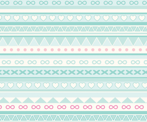 mint green, patterns, and cute image