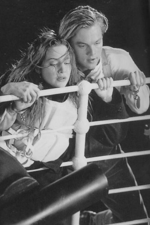 Image About Black And White In Titanic By Patricia
