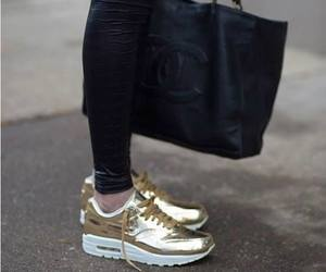 fashion, nike, and chanel image