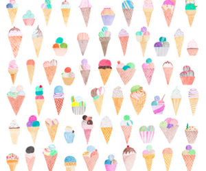 ice cream, wallpaper, and background image