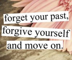 forget, forgive, and life image