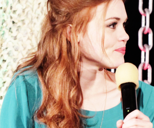 teen wolf, holland roden, and hair image