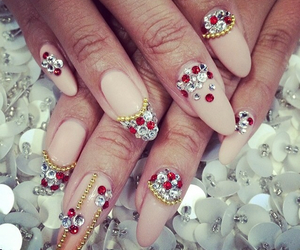 nails and nail design image