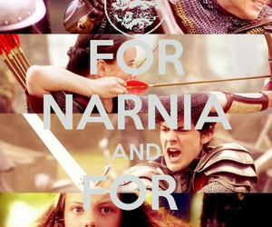 narnia, lion, and lucy pevensie image