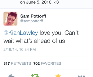 Sam, sampottorff, and kian image