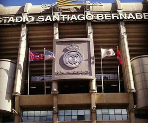amazing, home, and real madrid image