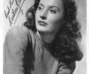 actress, woman, and barbara stanwyck image