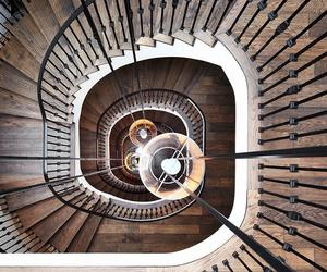 photography and staircase image