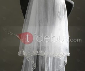 high quality, cheap price, and wedding bridal veil image