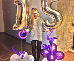 birthday, party, and 15 image