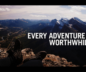 adventure and mountains image