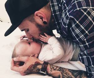 baby, family, and sweet image