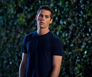 dylan o'brien, teen wolf, and the first time image