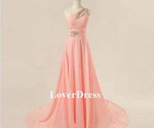 one shoulder prom dress and formal prom dress image