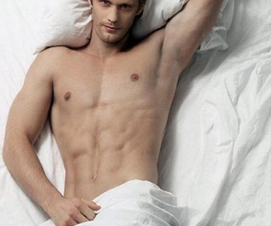 erik, sexy, and true blood image