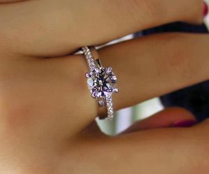 ring and beautiful ring image