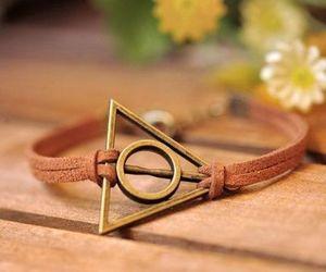 bracelet, harry potter, and bangle image