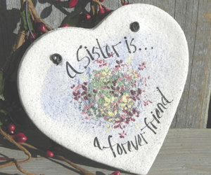 mother's day, personalized, and sister image