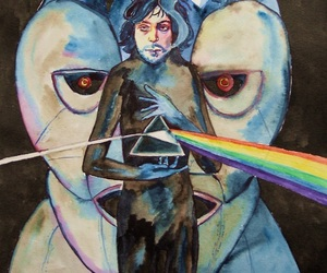 group, grunge, and Pink Floyd image