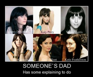 katy perry, funny, and dad image