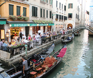 europe, italy, and restaurant image