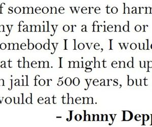 family, funny, and johnny depp image