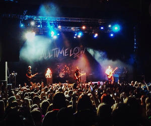 all time low, atl, and concert image