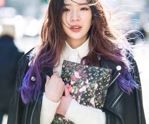 irene kim, fashion, and model image