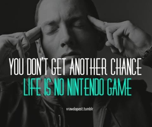 eminem, quotes, and life image