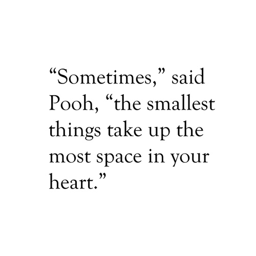 Keep in mind   it\'s the little things on We Heart It.   via ...