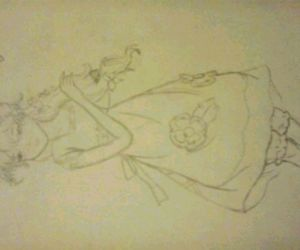 periwinkle, vanilia, and fairy oak image