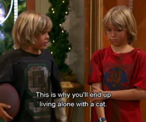cody, zack and cody, and dylan sprouse image
