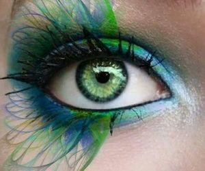 eyes, eye, and amazing image