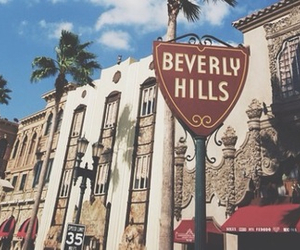Beverly Hills, city, and travel image