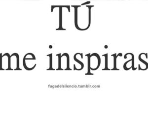 frases, tu, and tumblr image