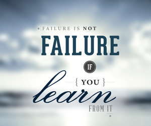 quote and failure image