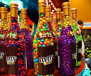 m&m, food, and chocolate image