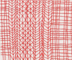 red, design, and pattern image