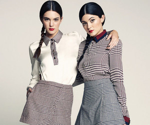 kendall jenner, kylie jenner, and kylie image