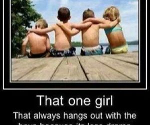 boys, couple, and girl image
