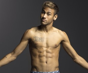 six pack, bresil, and neymar image