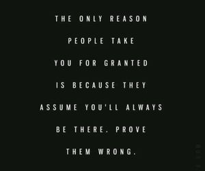 worth, wrong, and taken for granted image