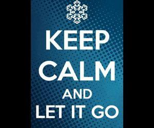 frozen, let it go, and keep clam image
