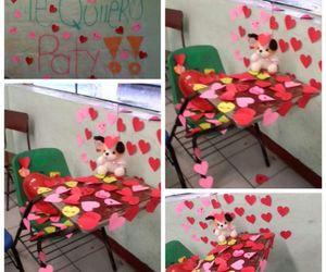 amor, happines, and school image