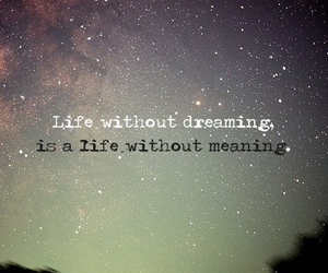 dreaming, inspiring, and life image