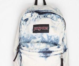 jansport, bag, and backpack image