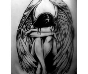 fallen angels tattoo bvb image