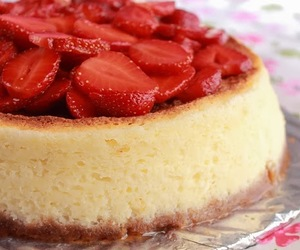 cake, ricotta, and cheesecake image